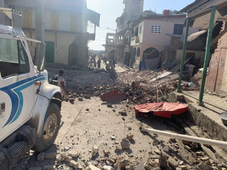 Why Haiti is prone to natural disasters